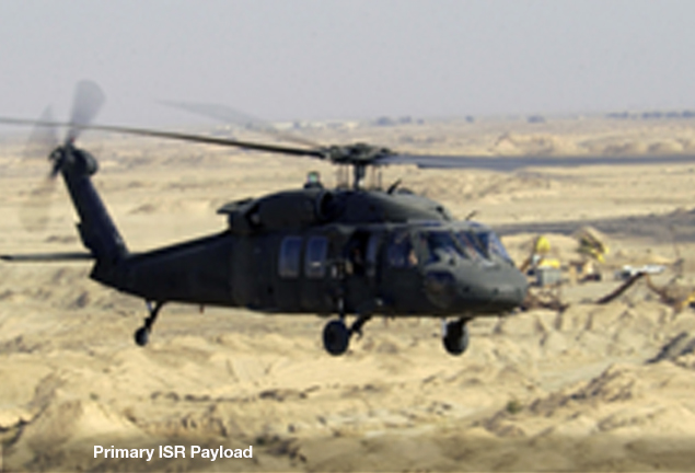 TASE Imaging Systems for Military Helicopters | Cloud Cap